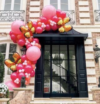 balloon garlands houston tx