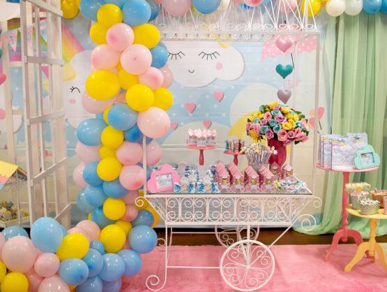 balloon arch Houston
