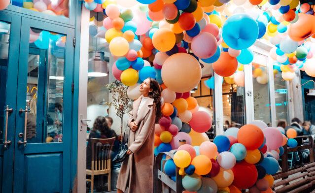 grand opening balloons houston tx
