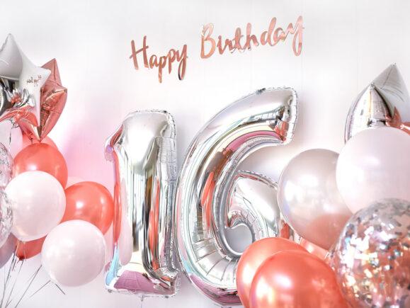 balloon birthday decorations Houston