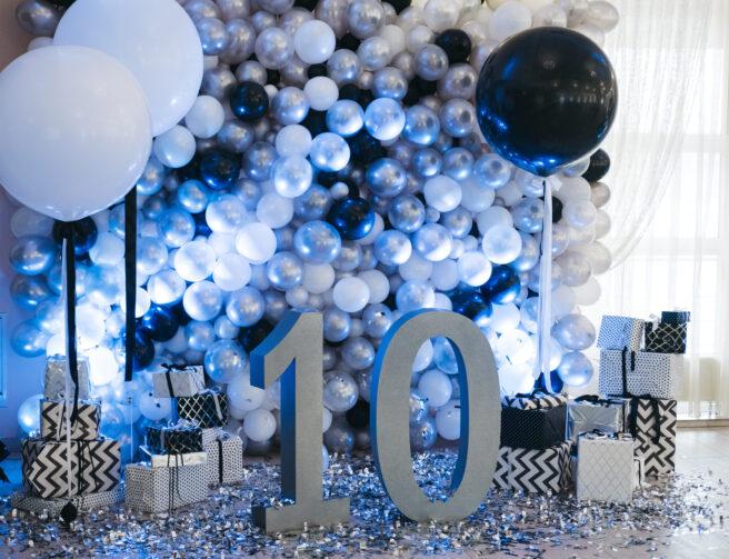 balloon decor for events houston tx