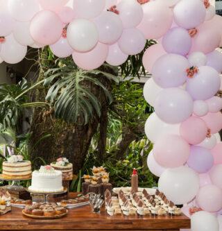 bridal shower balloons houston