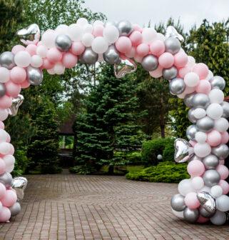 even balloon decorations Houston tx